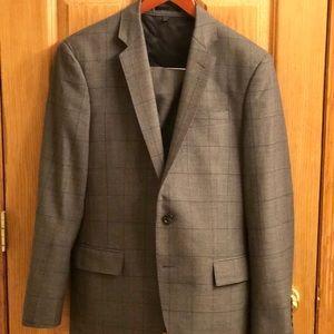 J. Crew Men's Ludlow Shop Slim Suit